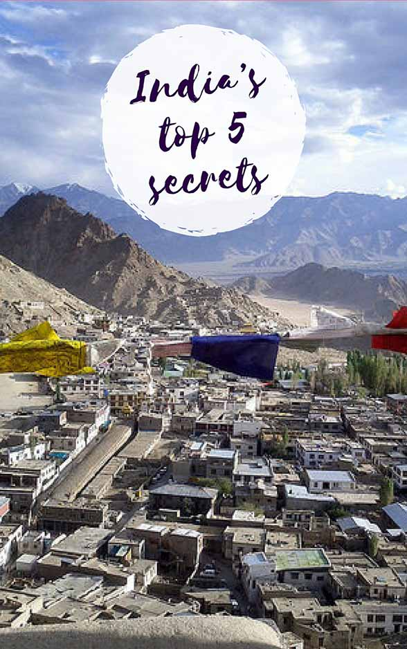 What are the top 5 secrets of India yet to be discovered