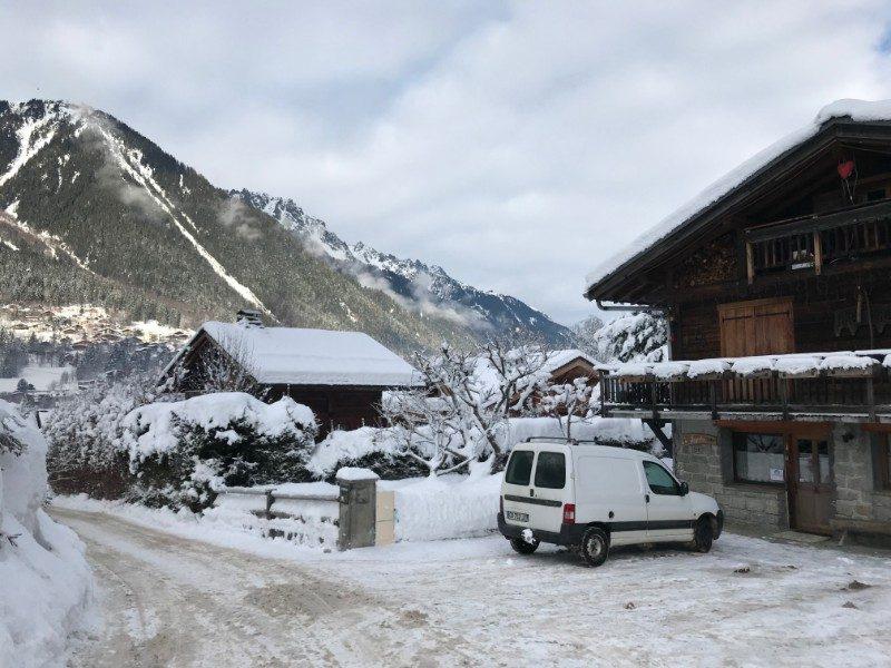 Chamonix Mont Blanc commune multi-pitch climbing France