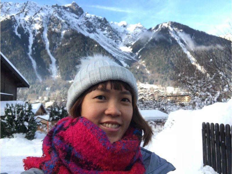 Chamonix Mont Blanc rock climbing commune France