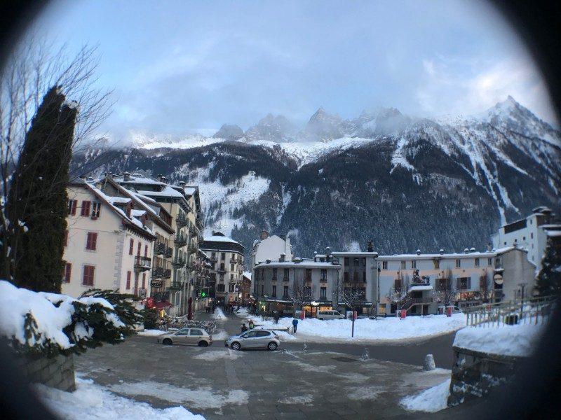 Chamonix Mont Blanc commune multi-pitch climbing
