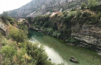 Rock climbing Montenegro Moraca