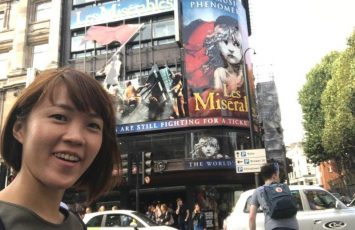 Les Miserables experience in London - One of my favourite west end musicals