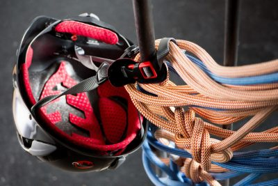 Rope and gear management and safety equipment