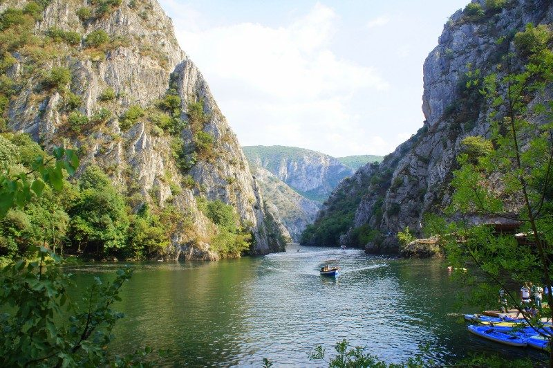 Skopje Macedonia River Vardar outdoors