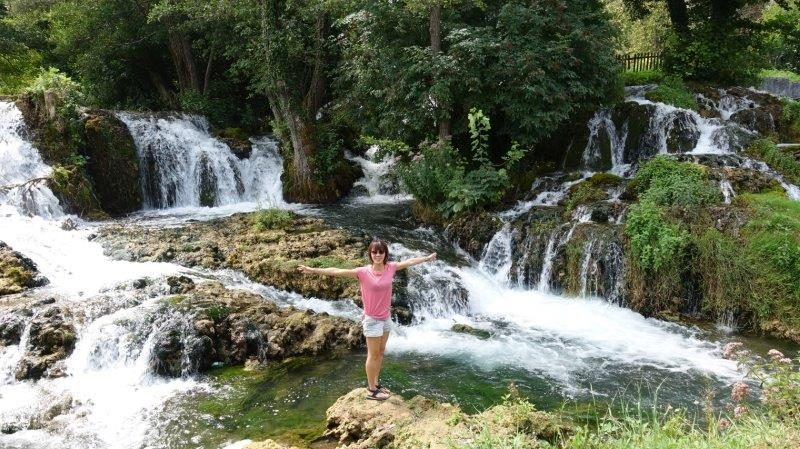 I'm the Queen of the Waterfalls | Martin Brod Falls