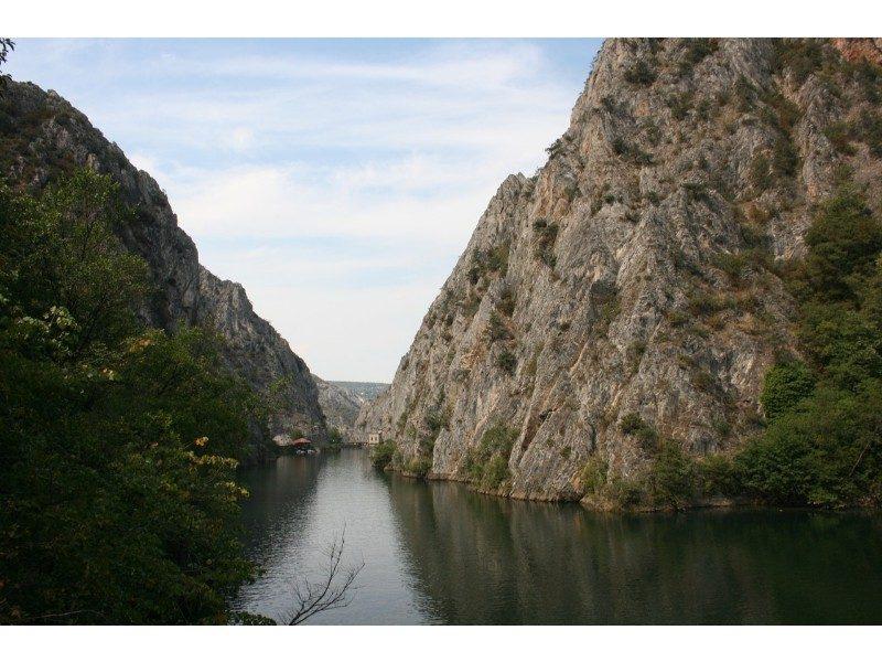 Rock Climbing, Hiking and the History of Skopje Macedonia
