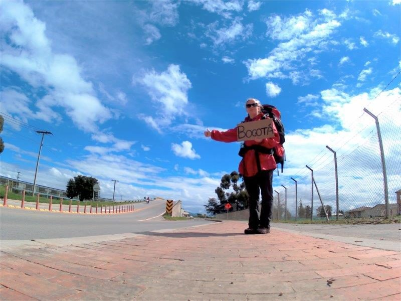 Hitchhiking Alone for 4+ Years on 4 Different Continents
