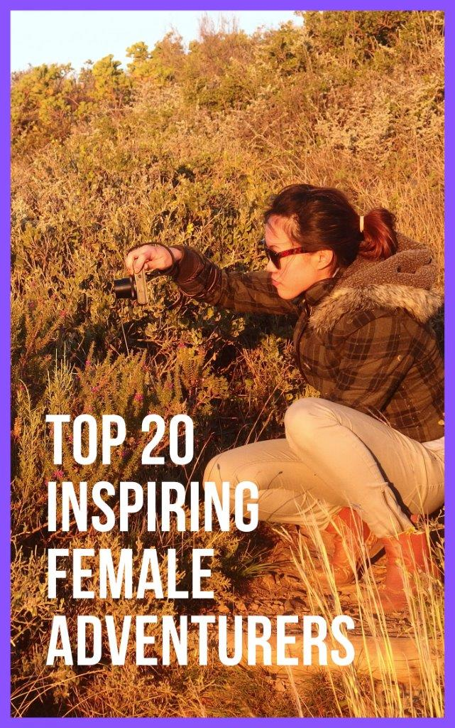 International Women\'s Day | 20 Inspirational Female Adventure Bloggers