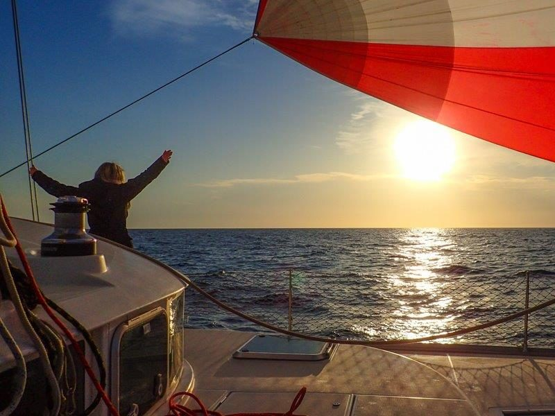 Become a Catamaran Skipper