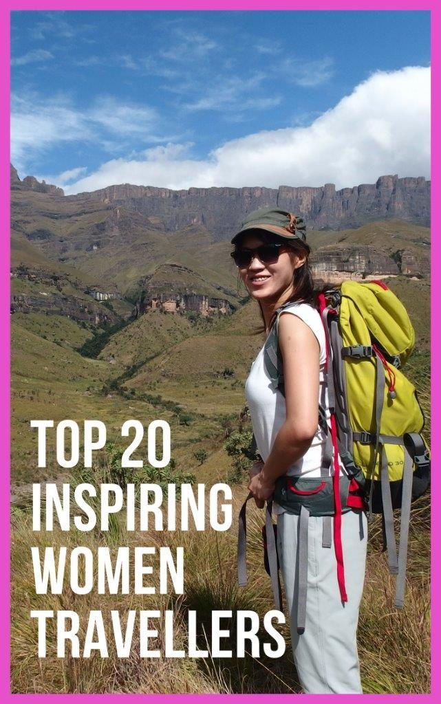 International Women's Day | 20 Inspirational Female Adventure Bloggers