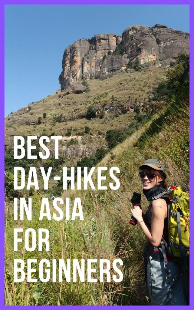 Day Hikes in Asia for Beginners