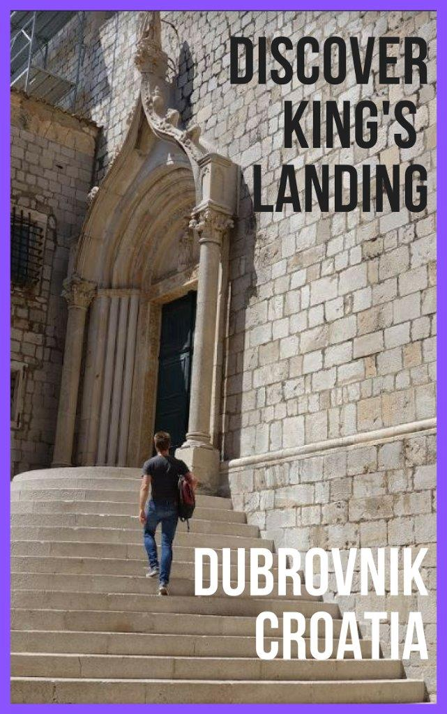 Game of Thrones Hot spot - Dubrovnik the Pearl of the Adriatic Sea