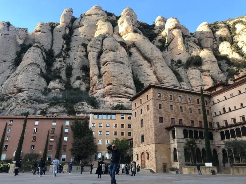Mother Nature meets modern civilization | Montserrat