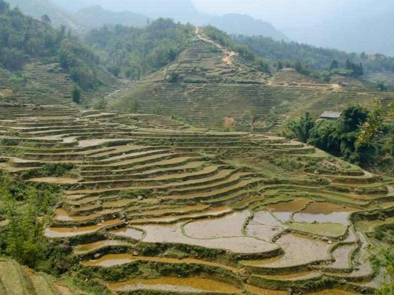 Sapa Vietnam - Best Hiking Spots in Vietnam and all of Asia