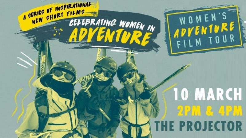 Womens adventure film tour 2019