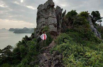 Rock climbing destinations in Vietnam