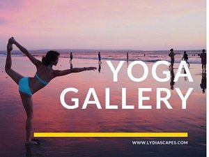 Lydiascapes Yoga Pictures Photo Gallery