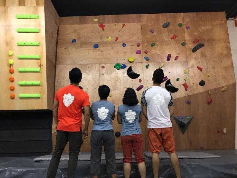 Altidude Climbing Company - Rock Climbing Gym in Sarawak