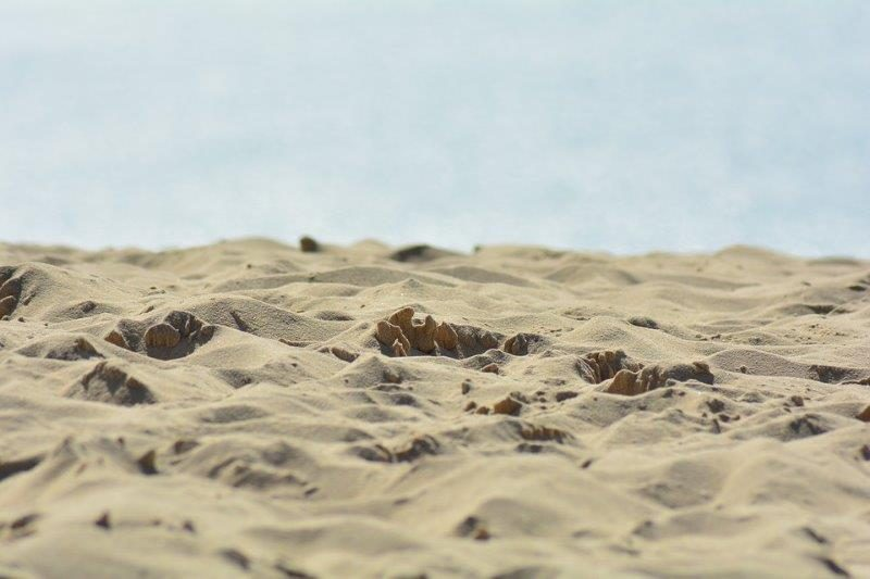 Sand Dunes at Sable Island | Canadian Islands