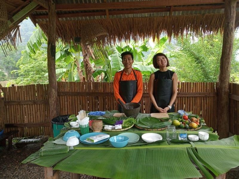 Here's a list of incredible things to do in Luang Prabang. From waterfalls to hiking trails at national park to laotian cooking classes, adventure awaits!