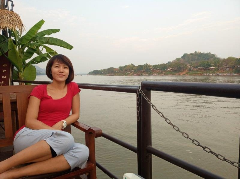 Laos Sunset Cruise on the Mekong River