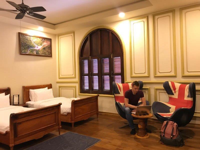 Create spacious interior at Jasmine Villa - MyLaoHome