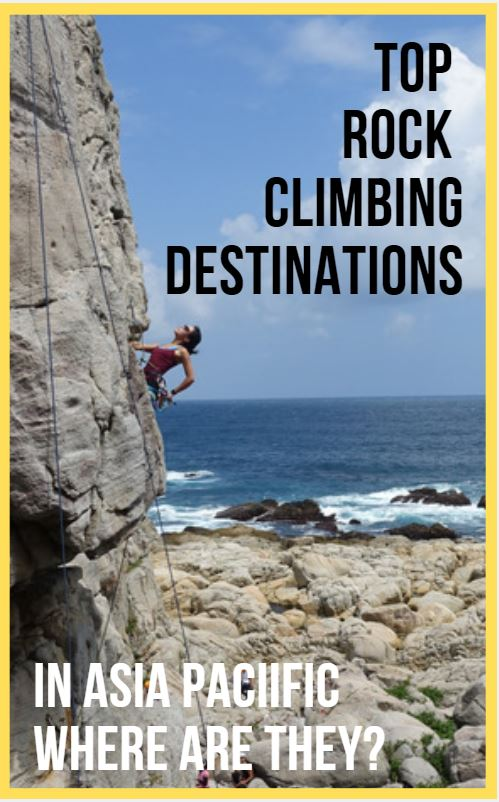 How Rock Climbing can change You