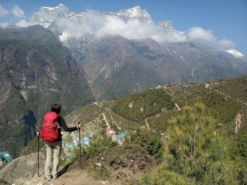 Everest Base Camp Weather in May and June