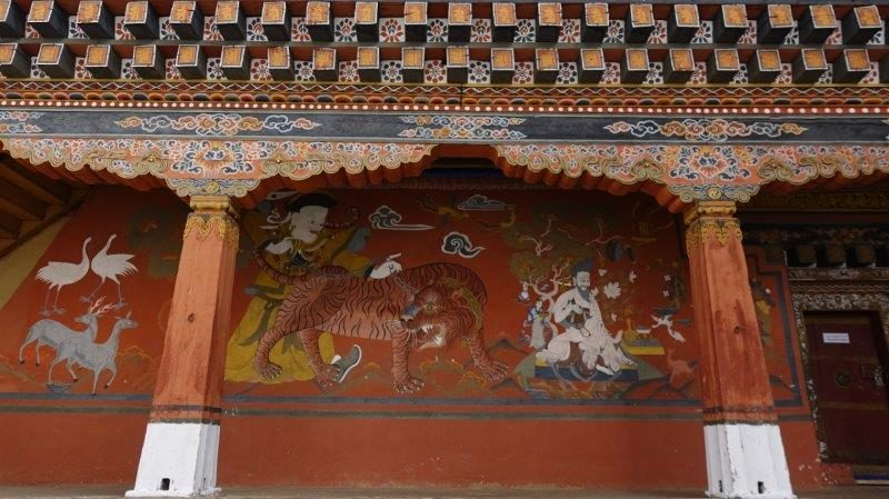 Cultural Day Tour to Monasteries and Dzongs