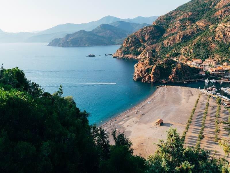 Corsica is a dream!