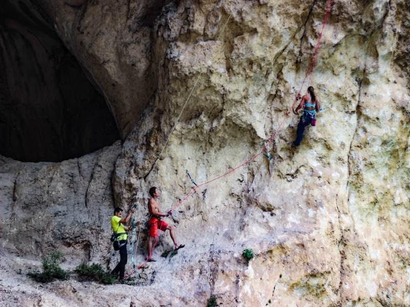 France has got an impressive amount of world-class climbing.