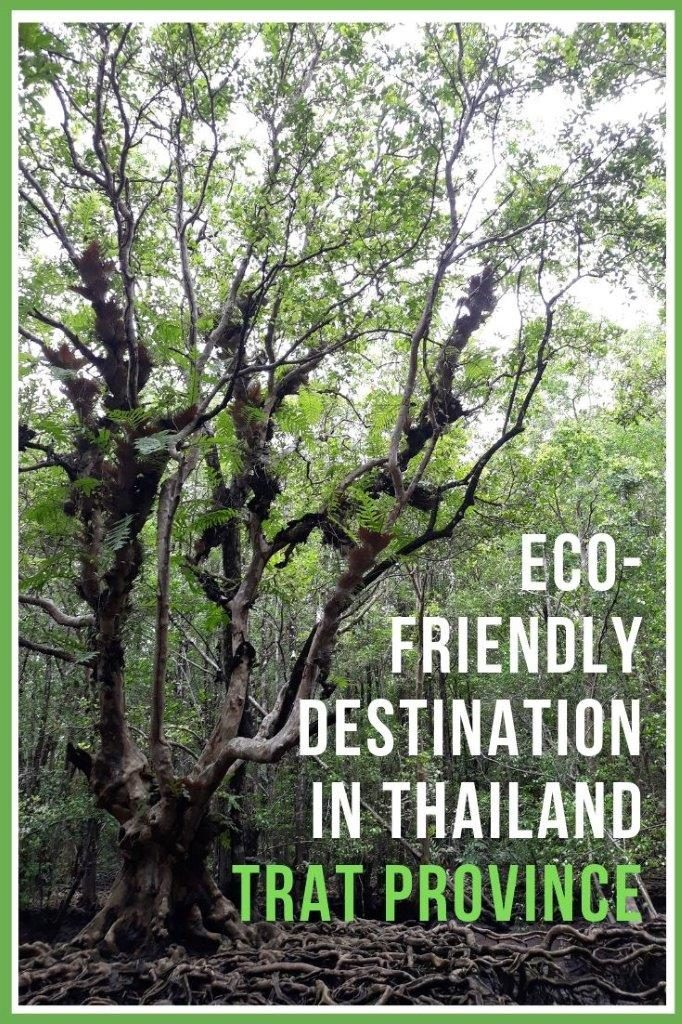 top eco destination in thailand trat province