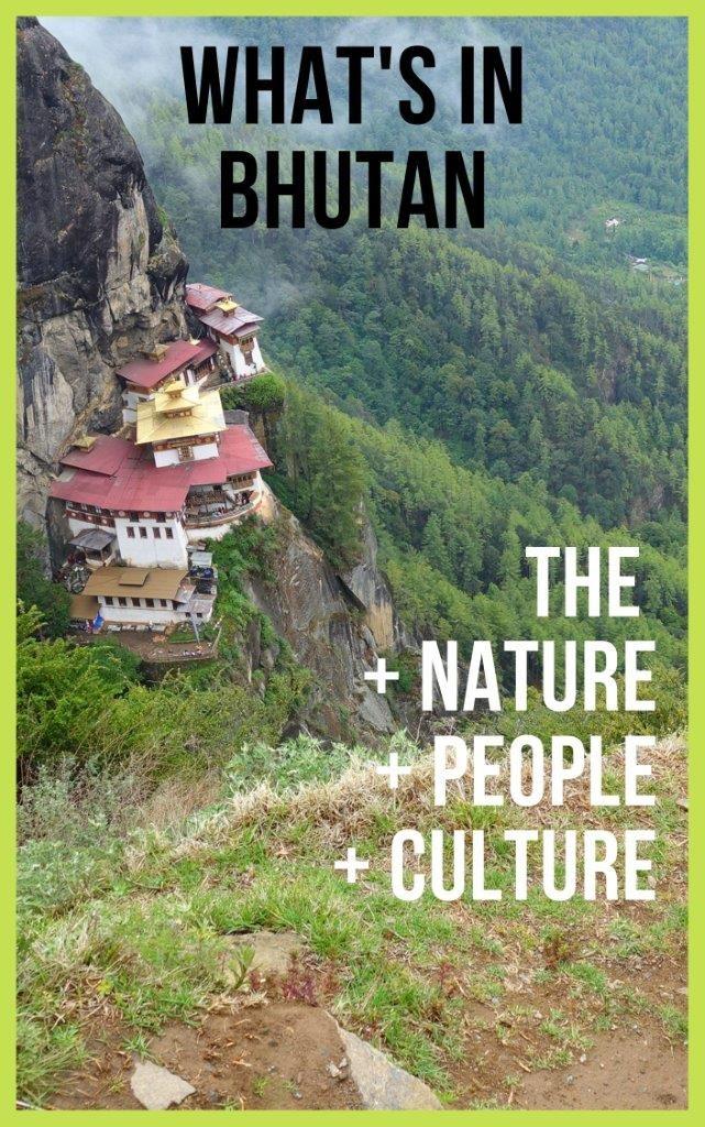 bhutan things to see in Bhutan