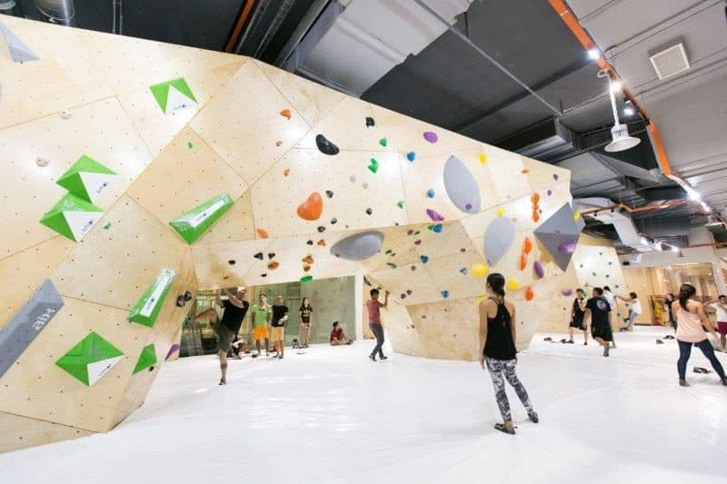 BUMP Bouldering Climbing and Bouldering Gym