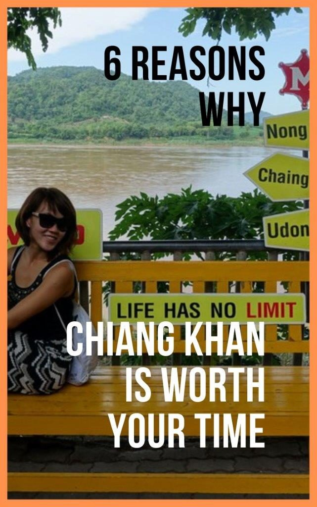 Chiang Khna hispter hangout of Thailand