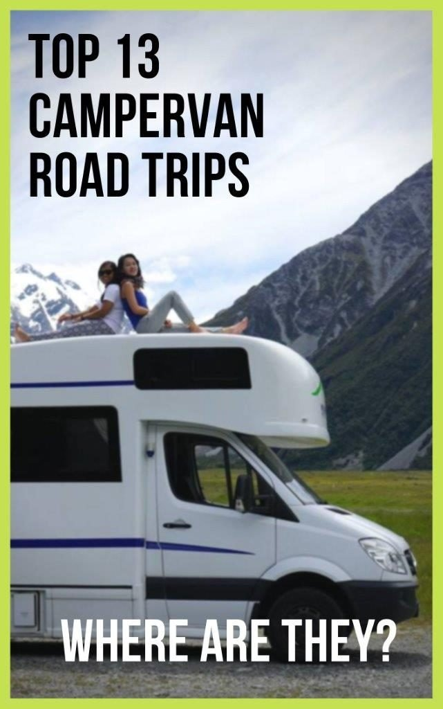 top 13 caravan and motorhome park holiday destinations