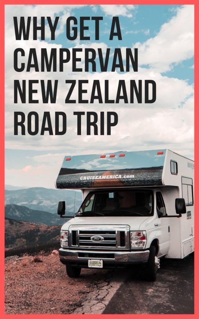 campervan in new zealand blog road trip