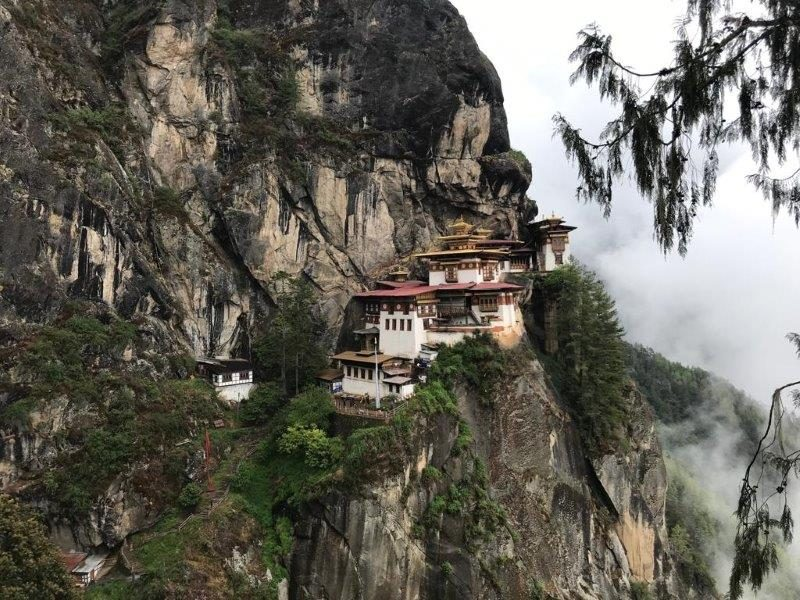 Hiking to Tiger's Nest Taktsang Monastery   Top Activities you can do in Bhutan