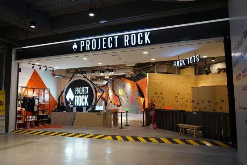Project Rock IKEA | Growth of the Rock Climbing Scene in Malaysia