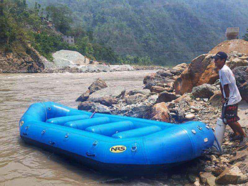 World Class White Water Rafting Pokhara