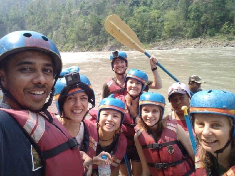 Rafting Experience - Rafting in Nepal Price