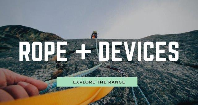 Lydiascapes rock climbing rope, belay devices, quickdraws and more