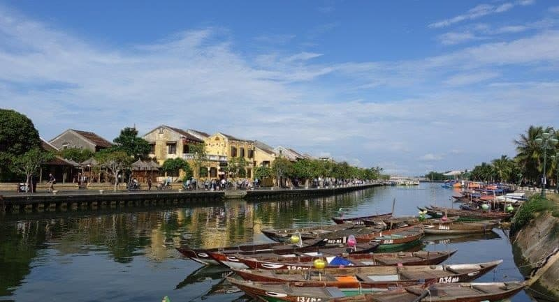 Hoi An River Bank