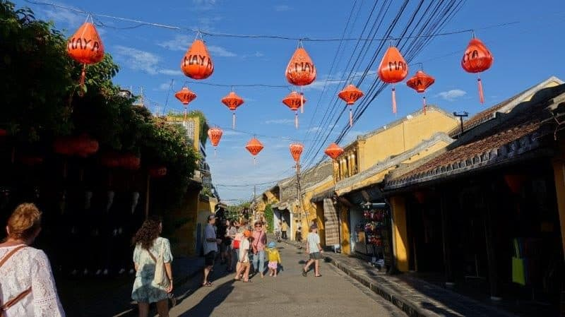 The Lanterns of Hoi An