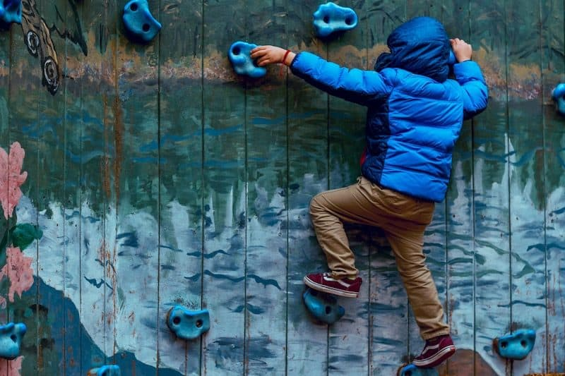 Kids Climbing Wall | Build your DIY Climbing Wall