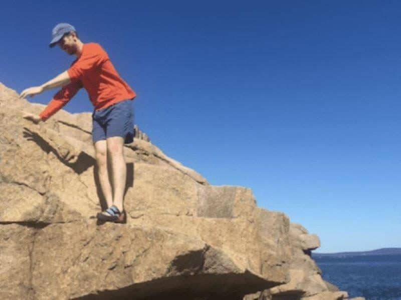 Introduction to Outdoor Bouldering