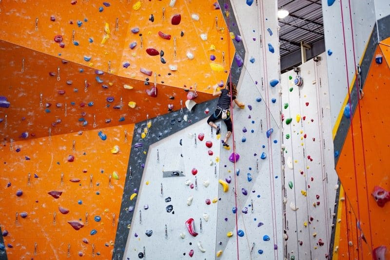 Routes on routes on routes | Bouldering Gyms in Asia