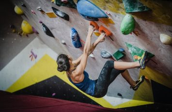 Check out those boulder problems | Bouldering Gyms in Asia
