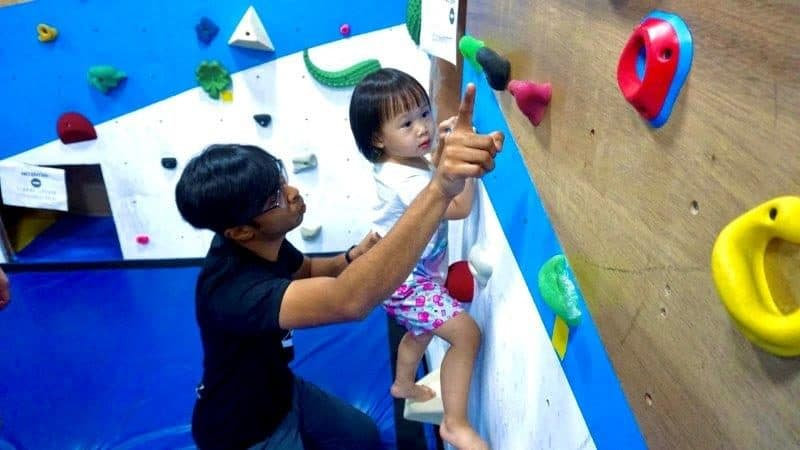 Why introducing Climbing to Children is the Best Gift