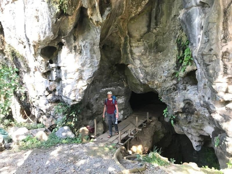 Best timings to climb at the different spots in Kampot | Cave Climbing in Kampot